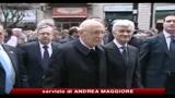 10/05/2010 - Crisi Euro, Napolitano, l'Italia ha fatto la sua parte