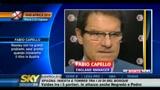 Sud Africa 2010, parla Fabio Capello