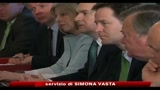 13/05/2010 - GB, prima riunione del nuovo esecutivo Cameron Clegg