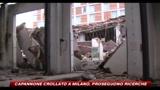 14/05/2010 - Capannone crollato a Milano, proseguono ricerche