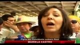 16/05/2010 - Cuba, la nipote di Fidel guida il corteo gay a L'Avana
