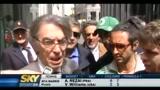 17/05/2010 - Inter, Moratti: le lacrime di Mourinho bel gesto di umanità