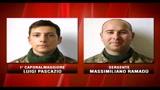 Afghanistan, di Velletri e del Barese i due militari uccisi