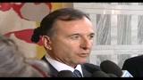 Afghanistan, Frattini esprime cordoglio per la morte dei soldati italiani
