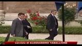 Berlusconi-Mubarak, federalismo fiscale e Iran