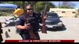 22/05/2010 - I cittadini di Los Angeles consegnano le armi alla polizia