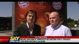 Finale di Champions: intervista al presidente del Bayern, Hoeness
