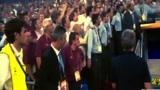 Inter campione d'Europa: il rito della foto
