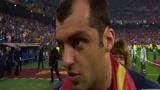 Inter, campione d'Europa: parla Goran Pandev