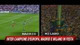 23/05/2010 - Inter campione d'Europa, Madrid e Milano in festa