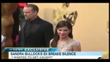 Jesse James parla di Sandra Bullock alla Abc