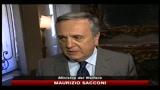 25/05/2010 - Manovra, intervento di Sacconi