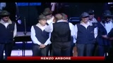 Musica, Arbore porta al teatro Sistina il coro degli Alpini