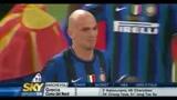 26/05/2010 - Lacrime e risate in casa Inter