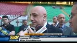 Leonardo sulla panchina dell'Inter: la smentita di Galliani