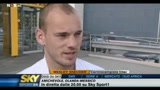 26/05/2010 - Inter, Sneijder smentisce un ritorno al Real