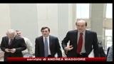 27/05/2010 - Bersani, Manovra esito sbagliato di politiche sbagliate