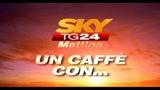 27/05/2010 - Un caffè con... Maurizio Sacconi