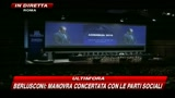 2 - Assemblea Confindustria, l'intervento di Berlusconi