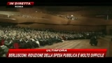 3 - Assemblea Confindustria, l'intervento di Berlusconi