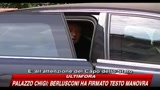 29/05/2010 - Manovra, Berlusconi:  gi all'esame del Quirinale