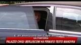 Manovra, Berlusconi: è già all'esame del Quirinale