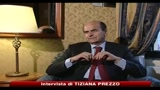 Manovra e ddl intercettazioni: intervista a Pier Luigi Bersani
