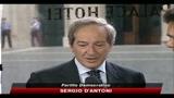 31/05/2010 - Manovra, D'antoni: governo confuso, paga il sud