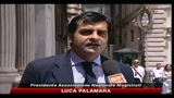 31/05/2010 - Manovra correttiva, Anm verso lo sciopero, parla Presidente Anm, Luca Palamara