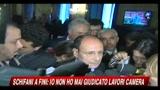 31/05/2010 - Schifani a Fini, Io non ho mai giudicato i lavori della Camera