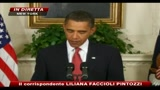 Raid israeliano, Obama:  profondo rammarico per vittime