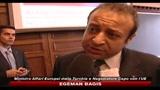 31/05/2010 - Bagis: azione Israele fa vincere estremisti radicali