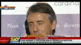 31/05/2010 - Manchester City, parla Mancini l'italiano