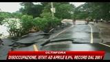 Tempesta Agatha, gravi danni in Guatemala
