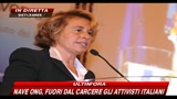 Nave ONG, Stefania Craxi: fuori dal carcere gli attivisti italiani