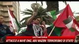 Blitz Gaza: si moltiplicano le manifestazioni di sdegno