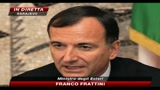 Frattini a Sky TG24 liberati gli attivisti italiani