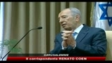 Gaza, Peres, blitz pienamente giustificato