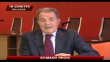 Romano Prodi a Sky tg24