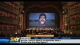 Napoli, Maradona a teatro