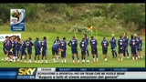 07/06/2010 - Mondiali, conto alla rovescia -4: primo allenamento per la Francia