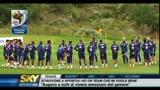 Mondiali, conto alla rovescia -4: primo allenamento per la Francia