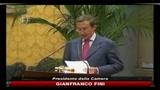 09/06/2010 - Federalismo, Fini non ineluttabile se mette a rischio coesione