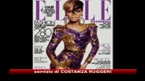 Rihanna scelta per la copertina di Elle America