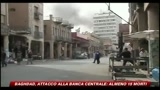 13/06/2010 - Baghdad, attacco alla banca centrale: almeno 15 morti