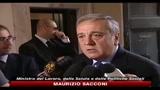 Pomigliano, Sacconi: Accordo è un segnale per gli investitori