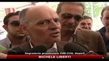 Pomigliano. parla segretario provinciale Fim-Cisl Napoli