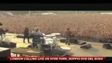 London Calling live in Hyde Park, doppio dvd del Boss
