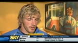 Rugby, intervista a Mirco Bergamasco