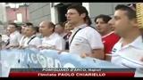 Fiat-sindacati, fiaccolata a sostegno dell'accordo